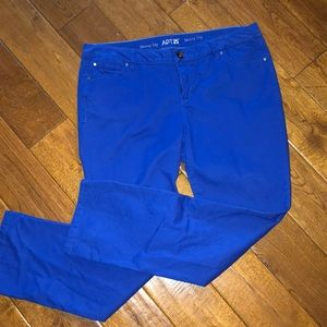 Apt. 9 Royal Blue Pant